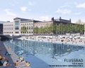 Progetto vincitore: Urban renewal and swimming-pool precinct, Berlino, Germania