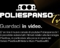 On line il nuovo canale di youtube Poliespanso.tv 1