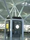 Stansted Airport Terminal e Satellite Departure Lounges 3