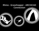 Rhino–Grasshopper–ARCHICAD Connection
