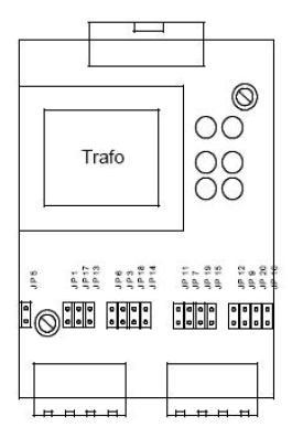 MODULO BA-E: gestione segnali analogici di input e/o output