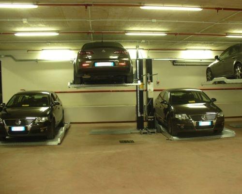 Parcheggi meccanizzati