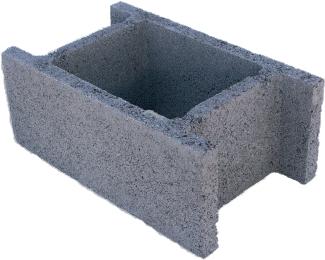 Blocchi cassero in cemento