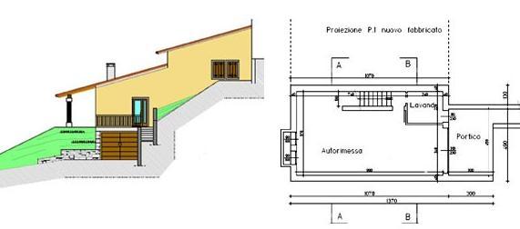 Muratura armata per la realizzazione di un edificio a for Progettista del piano di casa