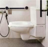 Miscelatori accessori bagno disabili wc bidet - Accessori bagno disabili ...