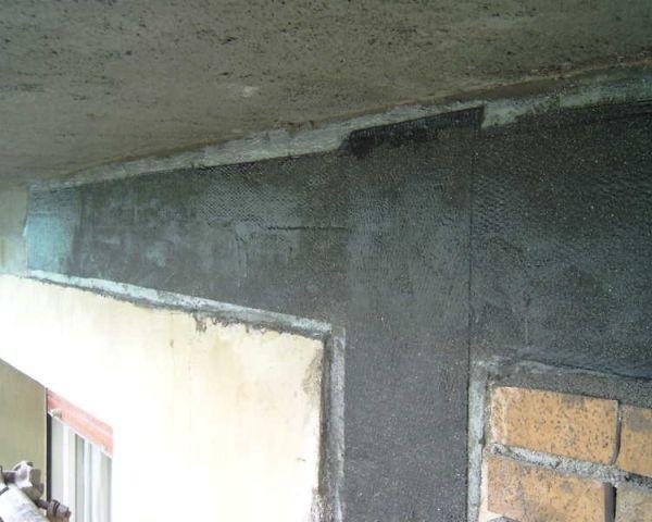 Miglioramento ed adeguamento sismico con fibre di carbonio