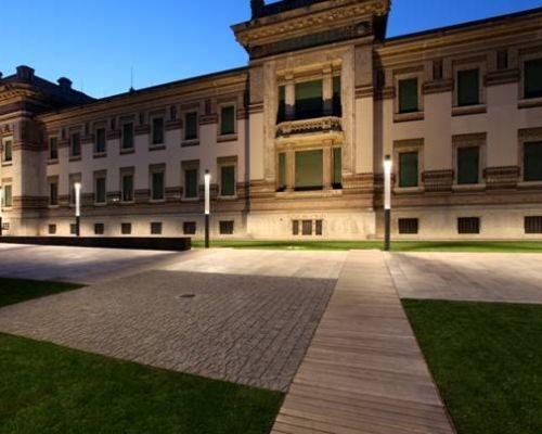 Progetto di recupero e riqualificazione di Piazza Berzieri a Salsomaggiore Terme