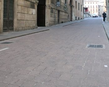 Vivere gli spazi aperti con le pavimentazioni Ferrari BK