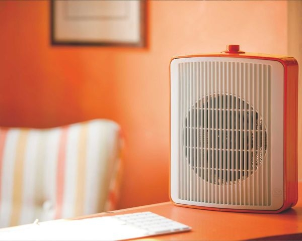 Clicco, nuovo termoventilatore colorato e funzionale
