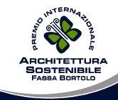 """Fassa """"Premio architettura sostenibile"""""""