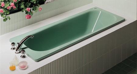 Vasca Da Bagno Acciaio Porcellanato : Vasche in acciaio
