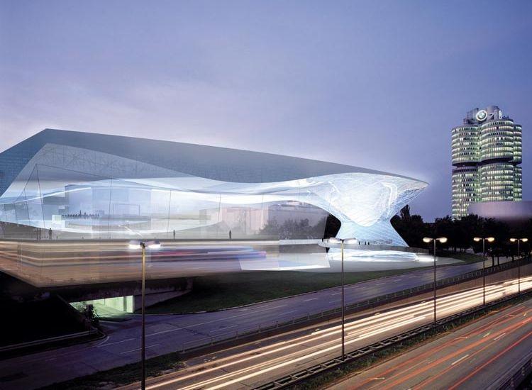 bmw welt un architettura innovativa per monaco di baviera