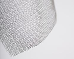 Tessuto a maglia schermante altamente durevole