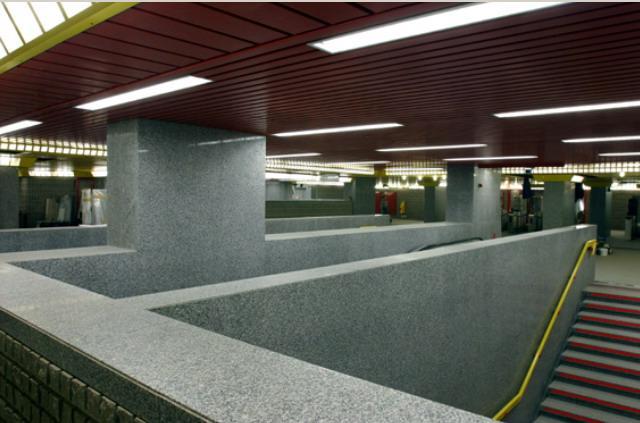 L'intervento Mapei sulla Linea 3 della Metropolitana Milanese
