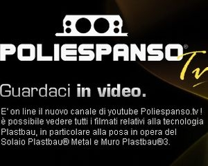 On line il nuovo canale di youtube Poliespanso.tv