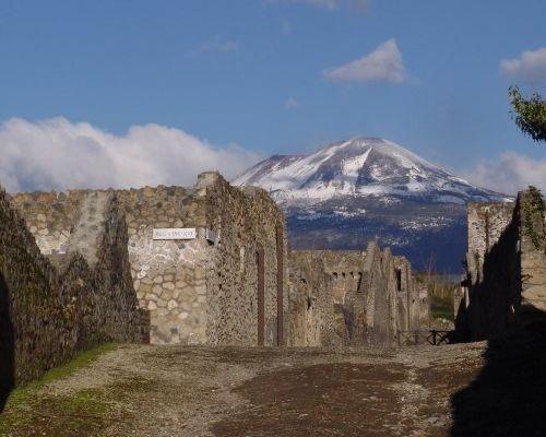 Il cantiere di restauro di Pompei. Prima parte