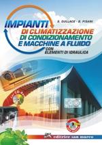 Impianti di climatizzazione, di condizionamento e macchine a fluido