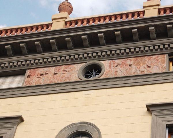 Nuove facciate per Palazzo Piccini a Siena