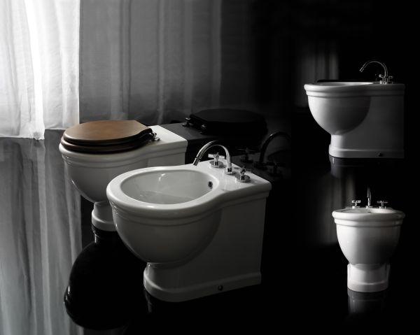 Paestum: atmosfere esclusive per la stanza da bagno