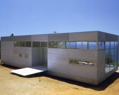 LV Home, Laguna Verde – Rocio Romero, Chile, 2005