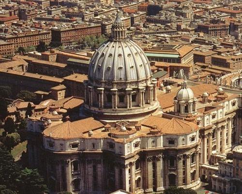michelangelo architetto a roma