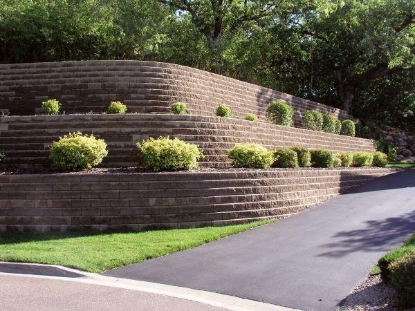Muri Di Contenimento Terra Ab Di Magnetti Geotech