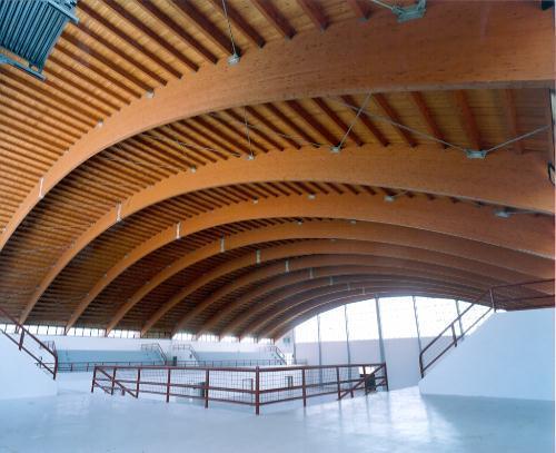 travi e strutture in legno lamellare