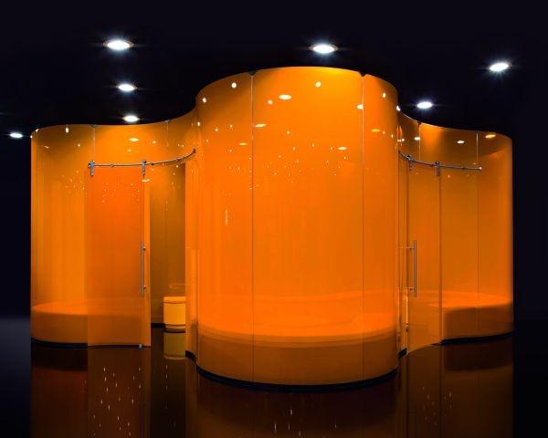 Casali: tutte le forme del cristallo al Salone del Mobile di Milano