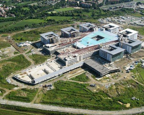 Il nuovo Ospedale di Bergamo