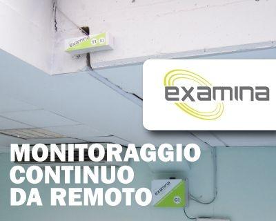 Nasce EXAMINA®, il servizio per monitorare gli edifici