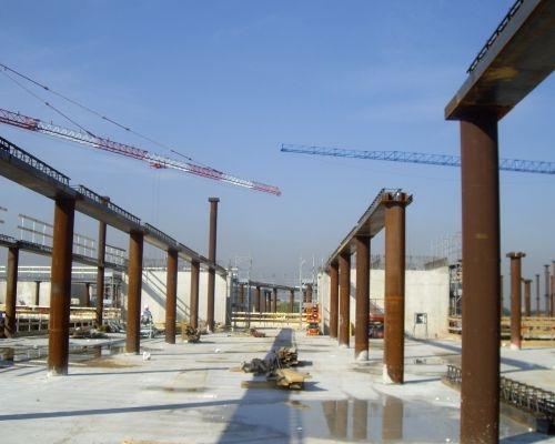 Le strutture del nuovo Ospedale di Vimercate
