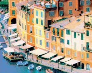 Piano del colore di Portofino. Prima parte