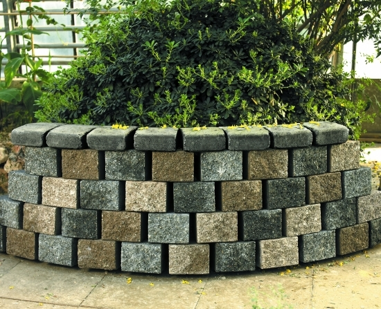 Muri di contenimento terra - Muretti per giardino ...