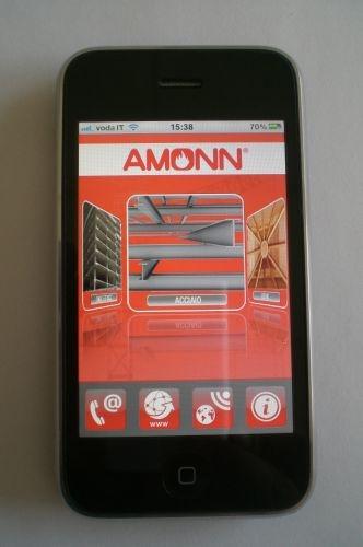 Nuova applicazione Amonnfire per iphone e ipad