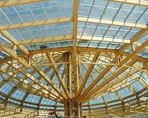 Progettare il futuro in legno lamellare