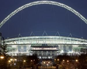 Nuovo stadio di Wembley, Londra – UK