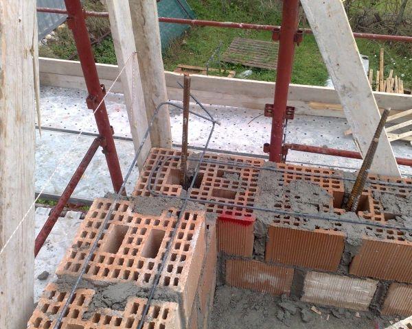 Sistema muratura armata BMA