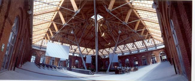 Ex arsenale militare di Torino: un nuovo spazio per la citta