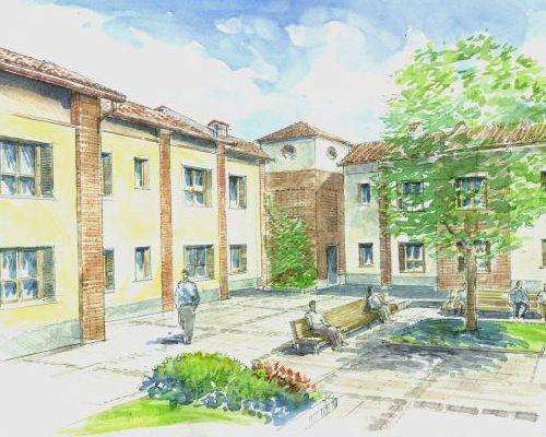 Complesso residenziale Fontanile Visconti
