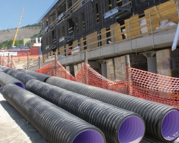 Ricostruzione post-terremoto a L'Aquila, l'intervento di Polieco