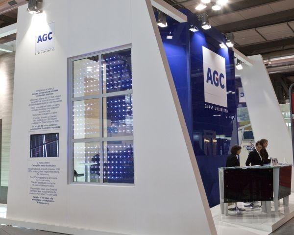 Concept Glass: le infinite sfaccettature del vetro AGC