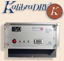 KALIBRADRY: Sistema di Deumidificazione Elettrofisico