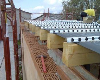 Sistema traliccio LPR® e connettore FLAP®, tecnologia per solai di legno vecchi e nuovi