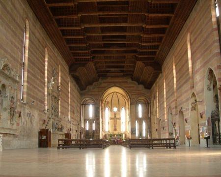Dry Kit System per il risanamento della Chiesa degli Eremitani a Padova