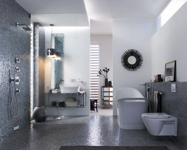 """Nuovi moduli per doccia """"a parete"""" Geberit"""