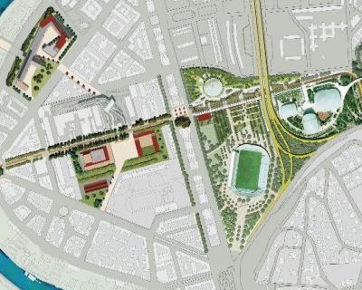 Renzo piano e roma un progetto verde nel cuore della capitale for Progetti di renzo piano