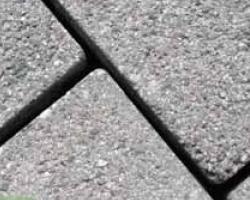 Pavimentazione autobloccante antinquinamento