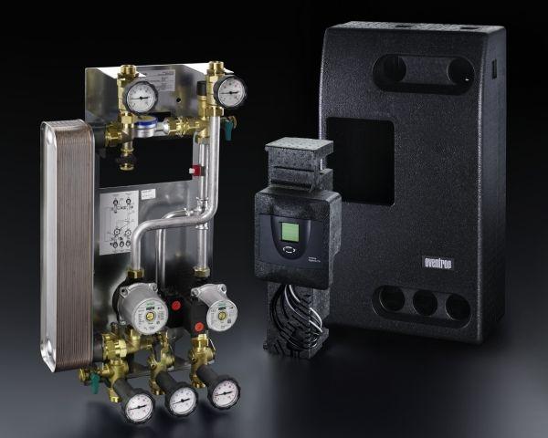 Oventrop: garantire la sicurezza dell'acqua sanitaria mediante bilanciamento idraulico e termico