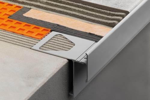 Bara profili per balconi e terrazzi - Profili acciaio per piastrelle prezzi ...
