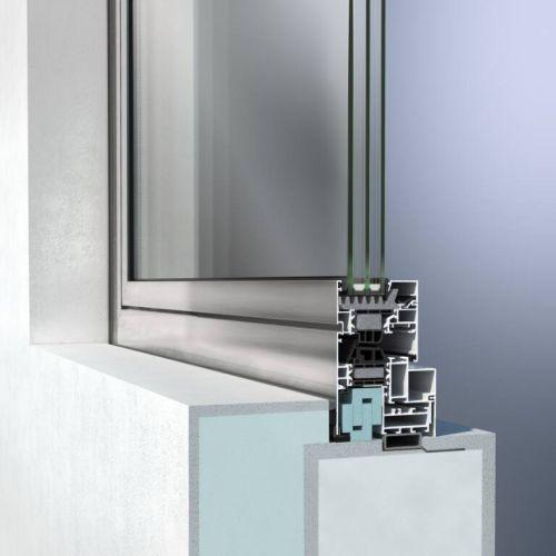 Porte e finestre in alluminio - Profili alluminio per finestre ...
